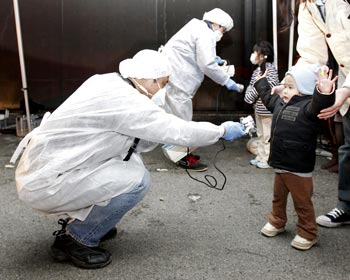 Fukushima nuclear accident