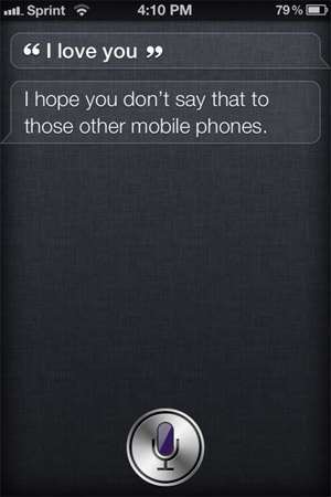 Siri for iPhone4S