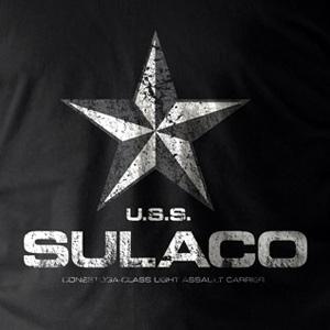 U.S.S. Sulaco T-Shirt